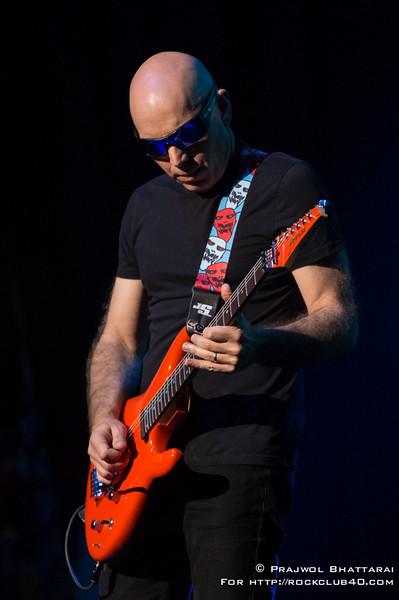 Joe Satriani - State Theatre