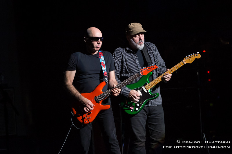 Joe Satriani - State Theatre