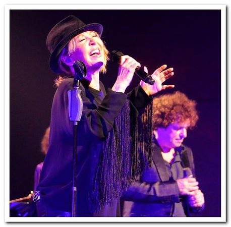 Leo Sayer and Lulu at Hamer Hall