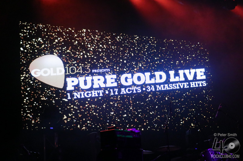 Pure Gold Live