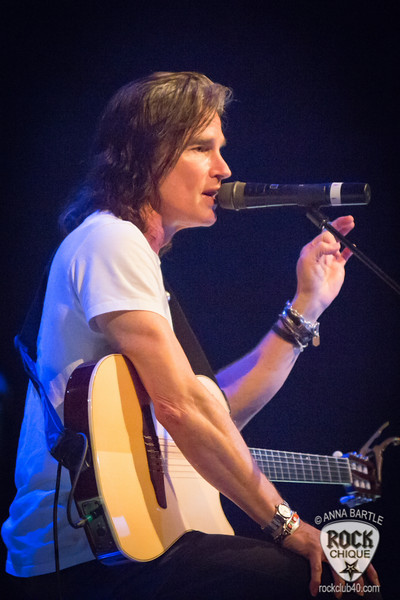 An evening with RONN MOSS and PLAYER