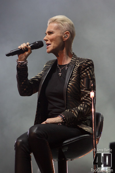 Roxette at WIN Wollongong
