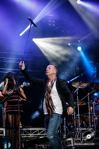 Simple Minds and B-52s @ Rochford Wines
