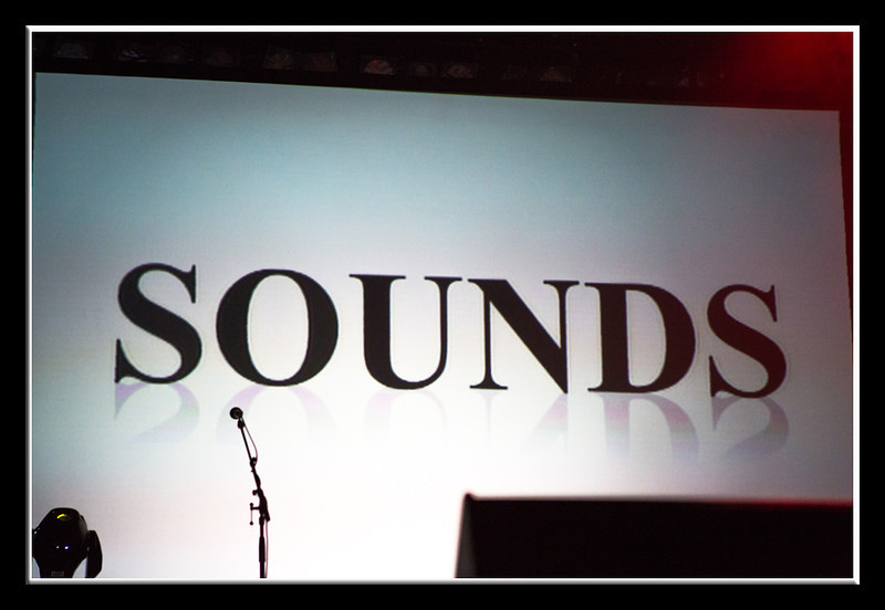 Sounds Live on Stage.