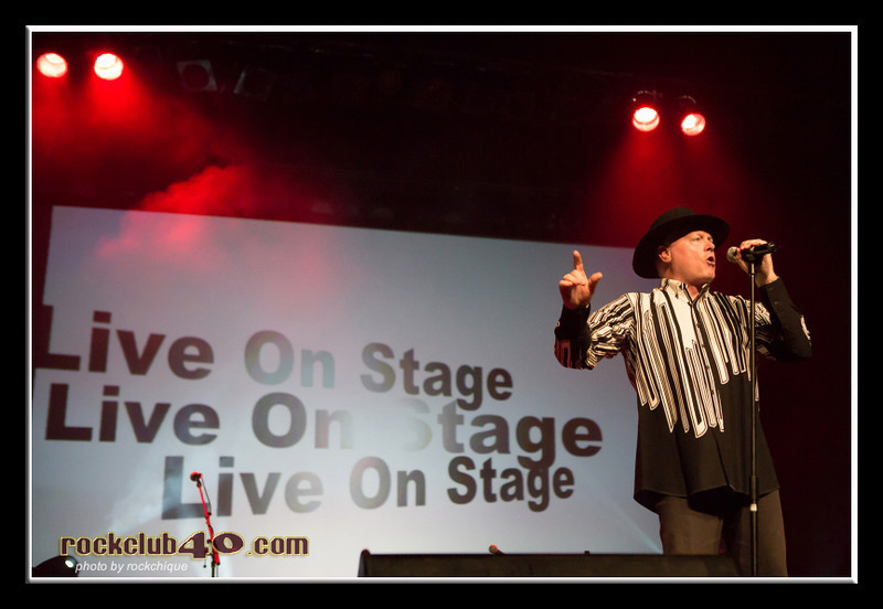 Ray Burgess, Sounds Live on Stage.