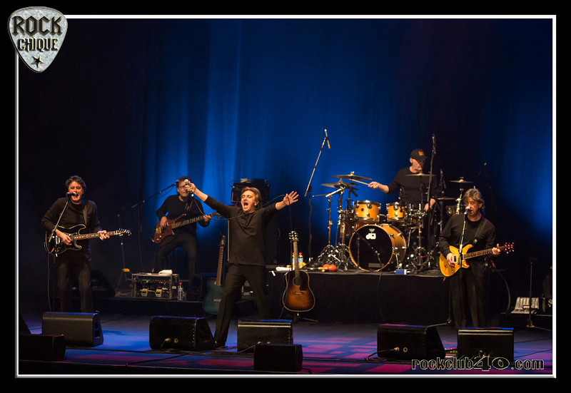 The Hollies, State Theatre, 7 February 2011,