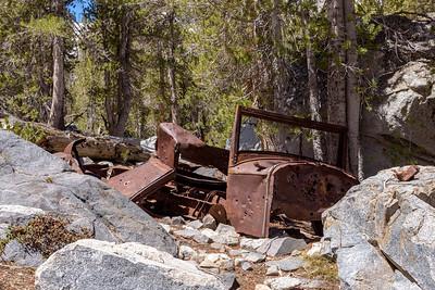 Ancient Mining Equipment