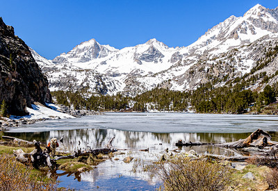 Long Lake, Eastern Sierra