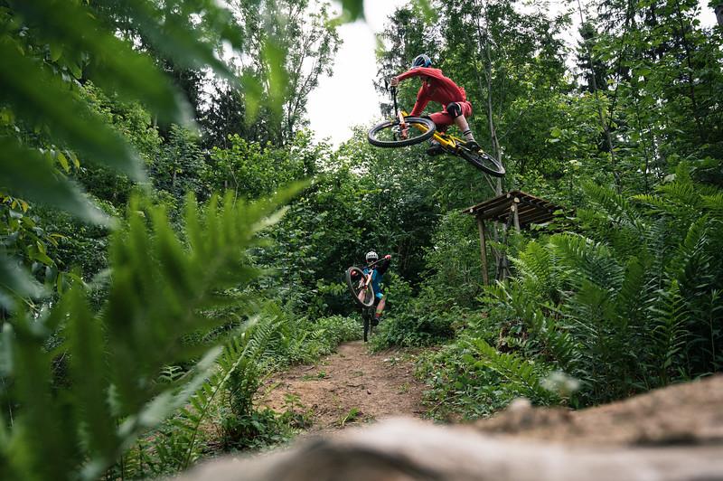 Rider: Stefan Müller, Julian Auer