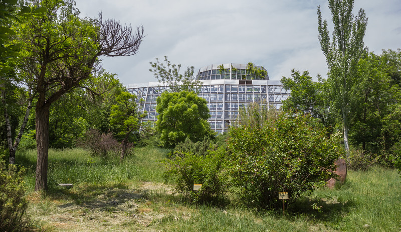 Garden and Glass Houses
