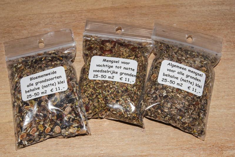Botanical plant seeds