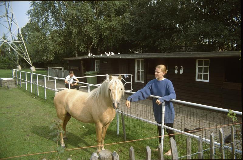 pony-stable (ECO park Acht)