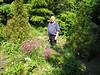 Gardener Theo van de Zanden, Eindhoven