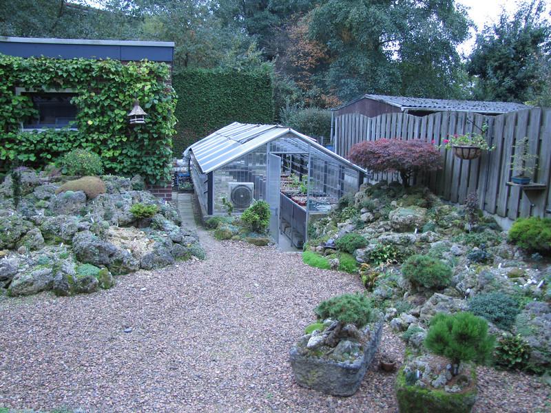 Garden of Ger & Mariet van den Beuken, (Horst, Limburg)