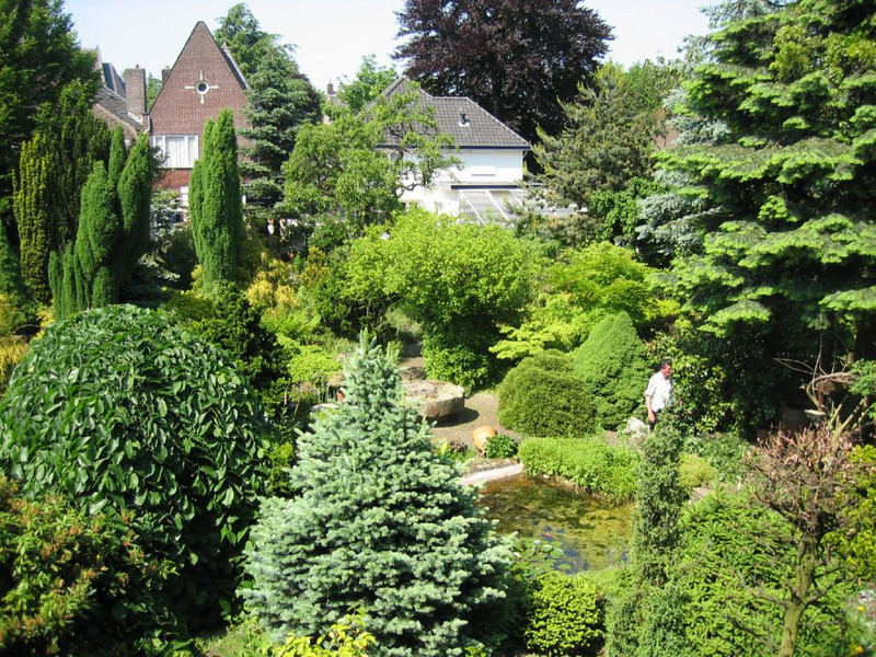 (Garden Theo v.d. Zanden, Eindhoven)