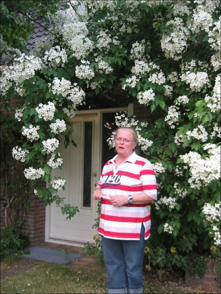 Gardener Ton de Vries (Garden Harrie en Ton de Vries, Valkenswaard)