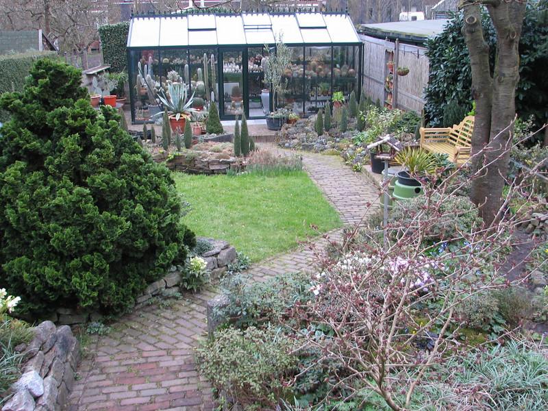 Garden view (Garden Kees Jan, Alblasserdam, Netherlands)