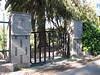 Gate op Jardin Canario (University of Las Palmas, Gran Canaria)