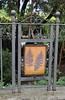 Iron works, Gardi Botanice de Sóller,