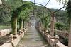 Water sprinklers,  Jardines de Alfabia