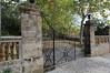 Entrance Jardines de Alfabia