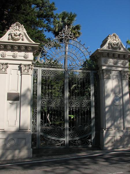 Gate Botanic Garden (Puerto de La Cruz, Tenerife)