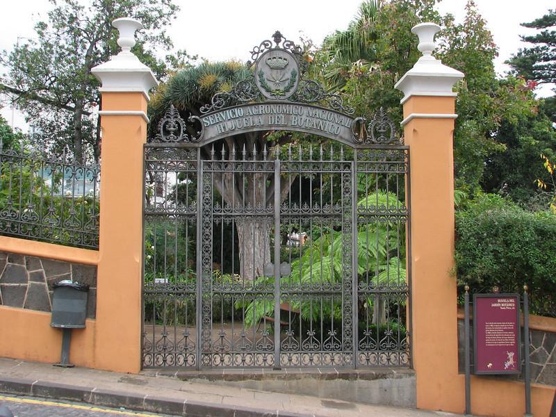 Botanical Garden Orotava (Tenerife)