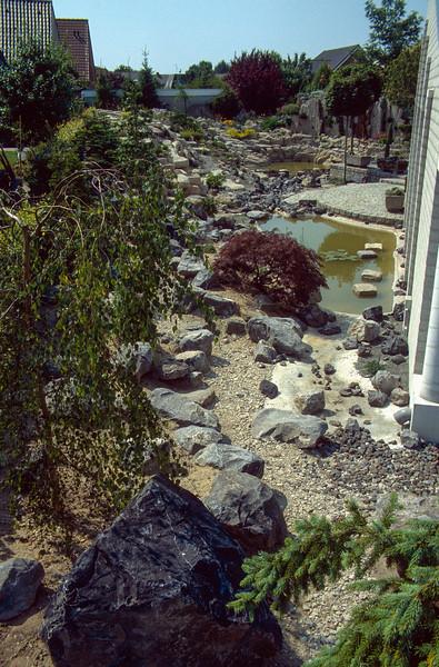 Rock-garden, 1996