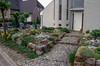 front garden, 1996