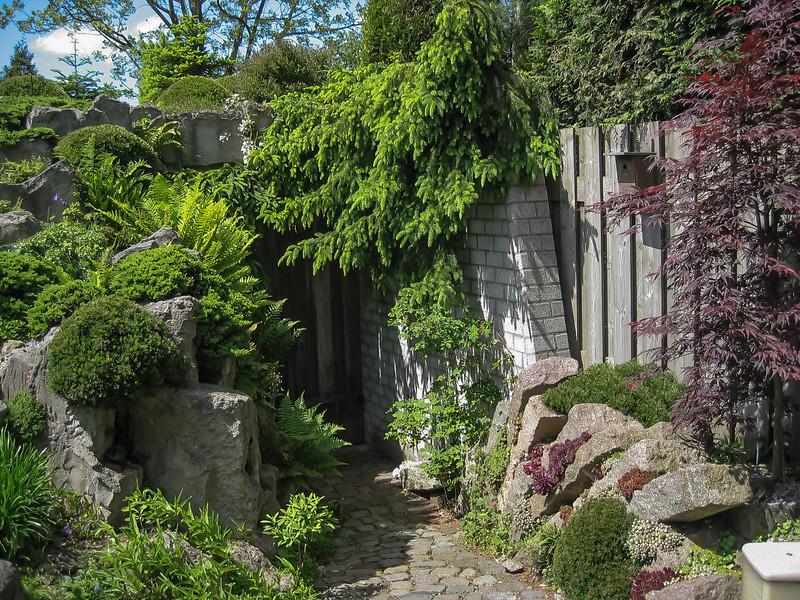 Garden, 2005