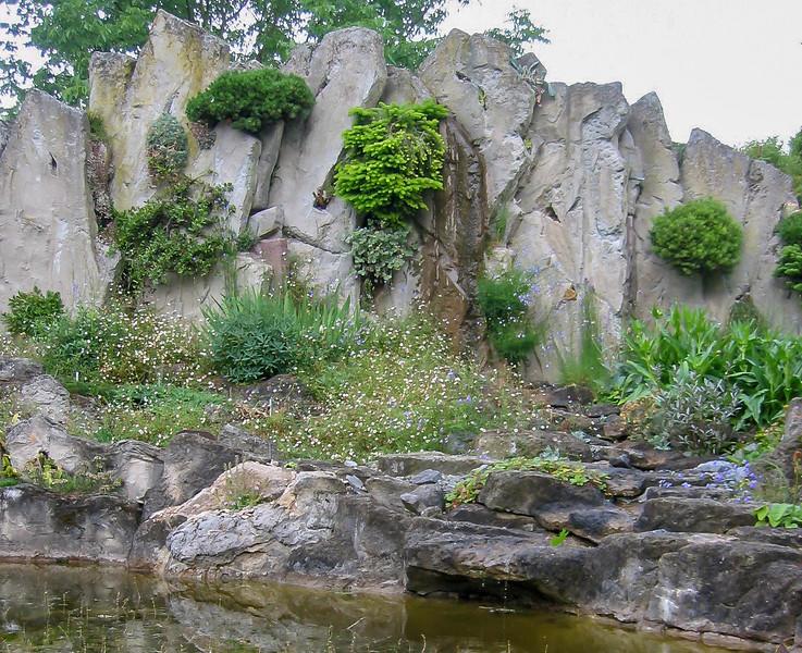 Garden, June 2005