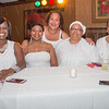 Pamela Broadus, Jeanine Johns, Elaine Thompson, Elaine Thompson and Jackie Breckenridge.