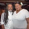 Reggie Johnson and Tera Merriweather.