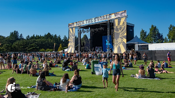 Dear Rouge | Rock The Shores | Colwood BC