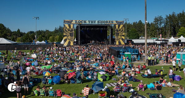 Jesse Roper | Rock The Shores | Colwood BC