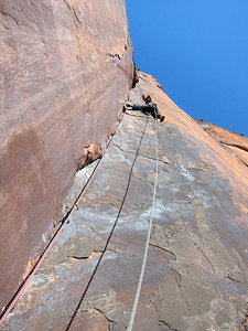 """Pitch 5 of """"Monkey Finger"""", Temple of Sinawava"""