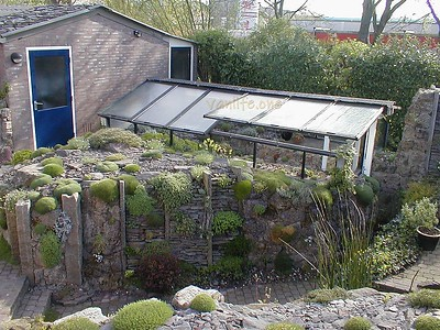 Rock garden Holland
