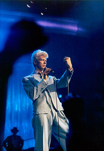 David Bowie - Serious Moonlight Tour Vancouver 1983