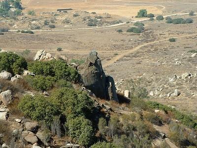 Gabbro Pinnacle -- Lakeview Mountains -- 3 Oct 2004
