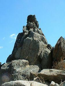 Gabbro Pinnacle, Lakeview Mountains -- 19 Sep 2004