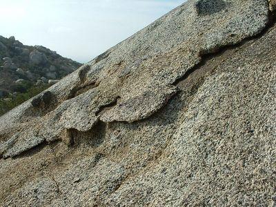 Lakeview Mountains, 13 Nov 2004