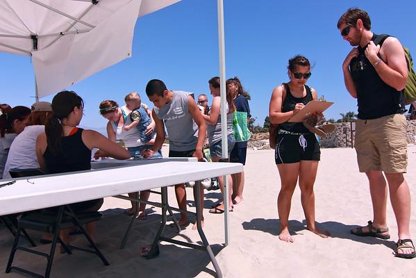 Coronado Baptism 2011