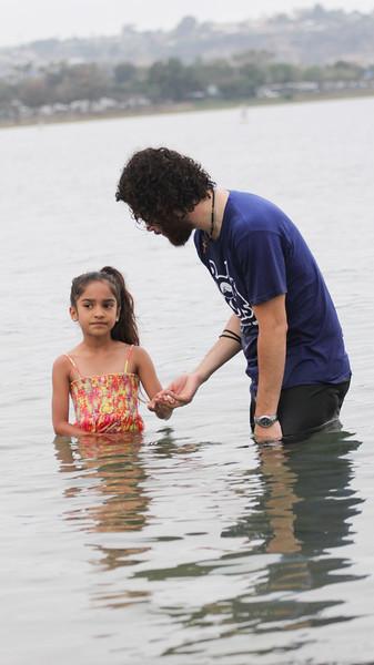 Rock Kids Baptism