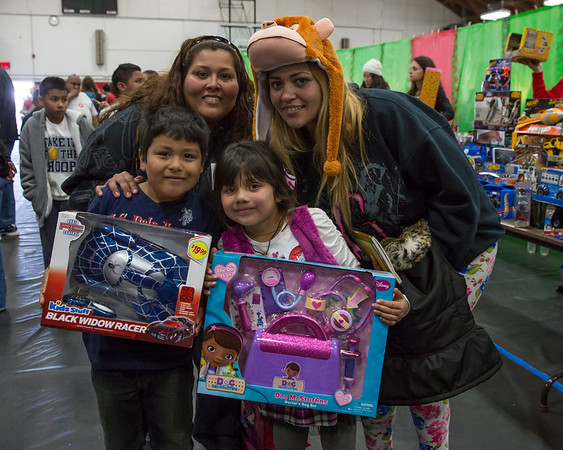 2013 Toys for Joy