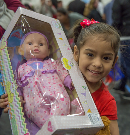 2017 Toys for Joy at Lincoln