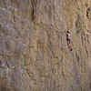 "Diana leads and gets used to Owens Gorge rock on ""China Doll"", 8, ****"
