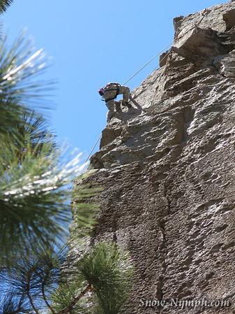 2013 (May 19) Climbing Clark Canyon Area 13