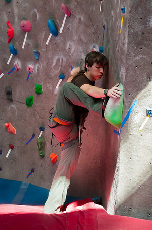Ely Fish: Bouldering, Too