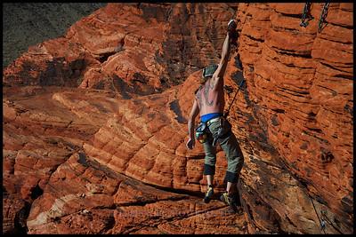 Oasis Crag Climbing