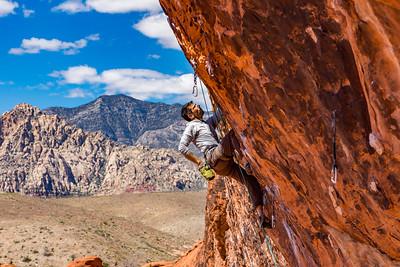 Yaak Crack in Red Rocks
